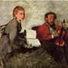 violinist-and-young-woman