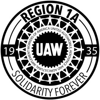 UAW REGION 1A Solidarity Forever